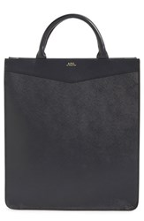 A.P.C. 'Cabas Rose' Leather Tote