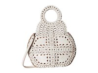 Patricia Nash Pisticci Shoulder White Shoulder Handbags