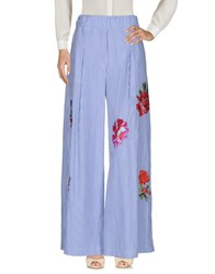 Jucca Casual Pants Blue