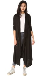The Hours Maxi Cardigan Black