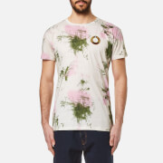 Vivienne Westwood Man Men's Wine Stains T Shirt Beige