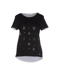 Gaudi' Topwear T Shirts Women Black