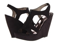 Carlos By Carlos Santana Pursuit Black 2 Women's Wedge Shoes