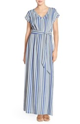 Women's Eci Stripe Maxi Dress
