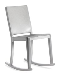 Emeco Hudson Rocking Chair Gray