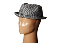 Bailey Of Hollywood Mannes Charcoal Multi Caps Black
