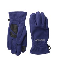 Columbia Thermarator Glove Nightshade Extreme Cold Weather Gloves Gray