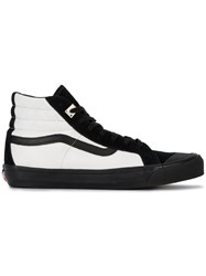 Alyx Black And White Vans Og 138 Lx Suede Sneakers Suede Canvas Rubber