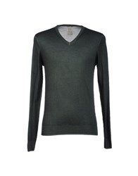 Original Vintage Style Knitwear V Necks Men Beige