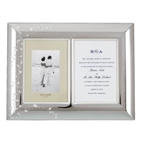 Kate Spade Gardner Street Double Invitation Frame