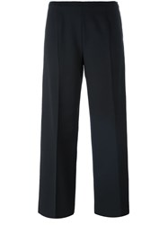 Piazza Sempione Tailored Trousers Black