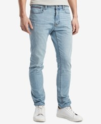 Bleecker Slim Fit Jeans in Washed Pink - Dusty rose Tommy Hilfiger yxtwOn