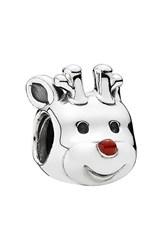 Pandora Design Women's Pandora 'Red Nose Reindeer' Charm