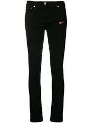 Valentino Slim Fit Jeans Black