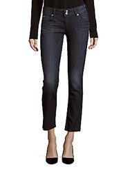 Hudson Collin Skinny Fit Cropped Jeans Shanti
