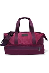 Adidas By Stella Mccartney Gym Shell Tote Merlot