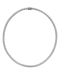 John Hardy Sterling Silver Small Dot Chain Necklace 36
