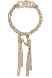 Carolina Bucci Lucky 18 Karat Yellow Gold