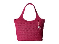 The Sak Palm Springs Extra Large Tote Pinkberry Tote Handbags