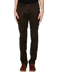 Cycle Casual Pants Dark Brown