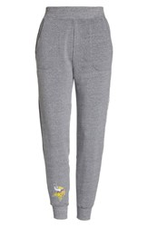 Junk Food Nfl Jogger Pants Cement Heather Grey