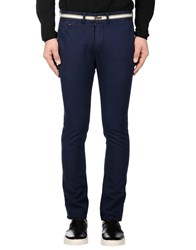 Tommy Hilfiger Denim Trousers Casual Trousers Men Dark Blue