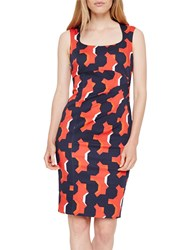 Damsel In A Dress Laurie Printed Red Multi