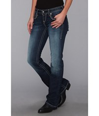 Ariat Ruby Homespun A Jean Spitfire Women's Jeans Black