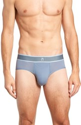 Tommy John Air Briefs Blue Mirage