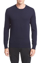 Belstaff Men's Kilsby Crewneck Sweater Navy