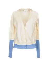 See By Chloe Cardigans Ivory