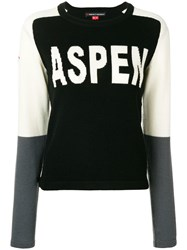 Perfect Moment Aspen Jumper Black