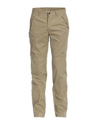 Jeep Straight Leg Pants Beige