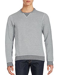 Mills Supply Long Sleeve Pullover Heather Grey