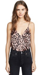 Cami Nyc The Olivia Top Leopard