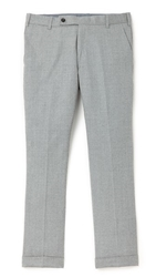Brooklyn Tailors Handmade Super 120S Wool Twill Trousers