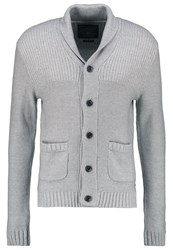 Jack And Jones Joranthon Cardigan Light Grey Melange