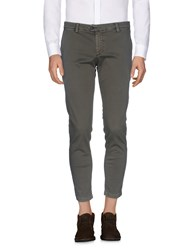 Takeshy Kurosawa Casual Pants Military Green