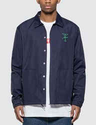 Alltimers Finesse Coaches Jacket Blue