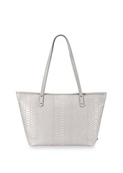 Gigi New York Oyster Zip Mini Taylor Tote No Size