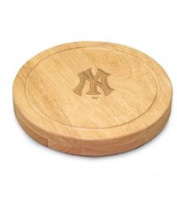 Picnic Time New York Yankees Circo Cutting Board Burlywood