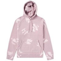 Vanquish Black By Bleached Popover Hoody Pink