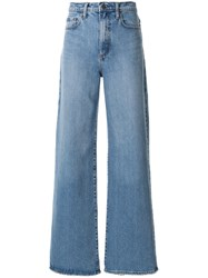 Nobody Denim Milla Wide Leg Jeans 60