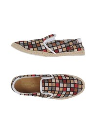 6 Uomo Footwear Espadrilles Men Red