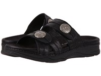 Drew Shoe Ariana Dusty Black Women's Sandals