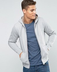 Tommy Hilfiger Hoodie With Zip Up In Grey 08578A1576