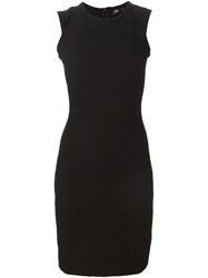 Stine Goya 'Moth' Dress Black