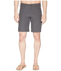 Marmot Crossover Shorts Slate Grey Multi