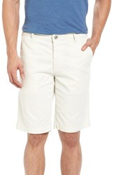 Ag Jeans Men's 'Griffin' Chino Shorts Grey Haze