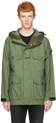 Rag And Bone Green Miles Jacket